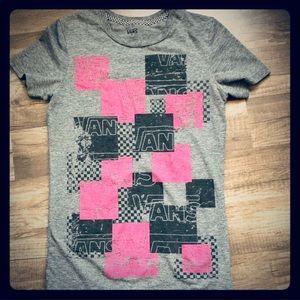 Vans tee shirt